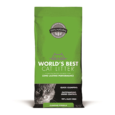 cat-litter-clumping-formula