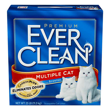 multiple-cat-litter