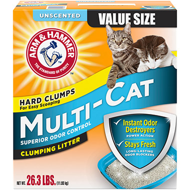 Multi-Cat Extra Strength Clumping