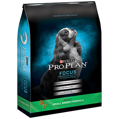 Focus Adult Small Breed Formula