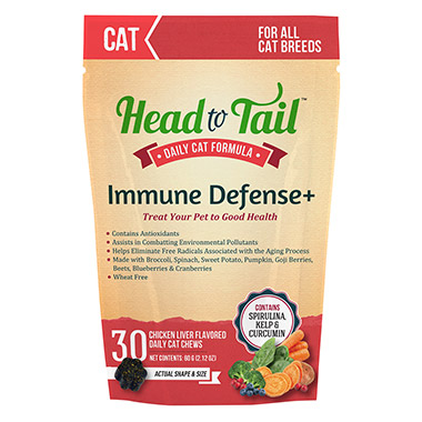 Immune Defense+ for Cats