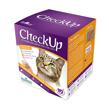 CheckUp Wellness Test for Cats