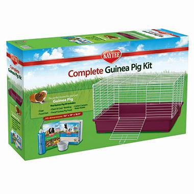 Complete Guinea Pig Kit
