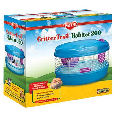 CritterTrail Habitat 360