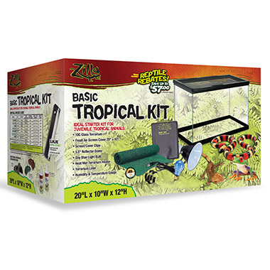 Basic Tropical Starter Kit