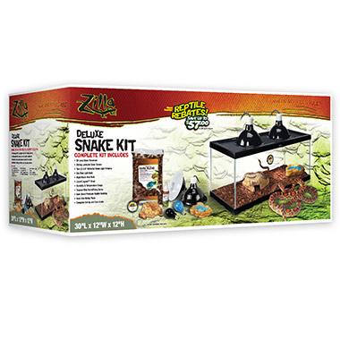 Deluxe Snake Kit
