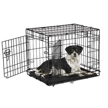 Double Door Pet Crate