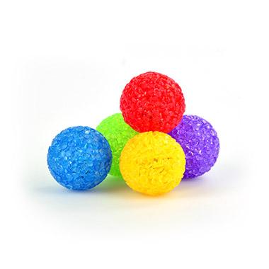 Glitter Bell Balls
