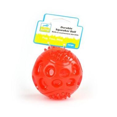 TPR Squeaker Ball Red