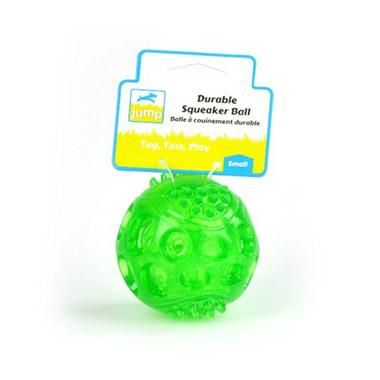 TPR Squeaker Ball Green