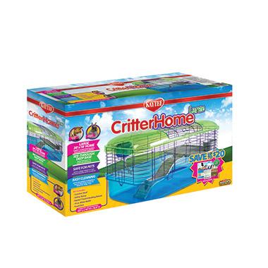 Critterhome Deluxe Habitat