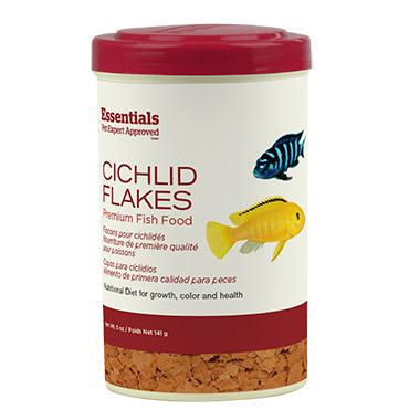 Cichlid Flakes