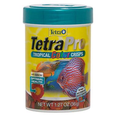 TetraPro Tropical Color Crisps
