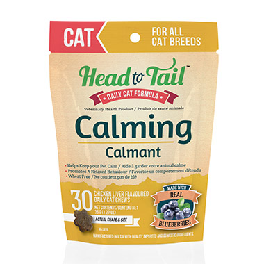 Calming for Cats