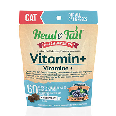 Vitamin + for Cats