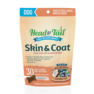 Skin & Coat for Extra Large Dogs