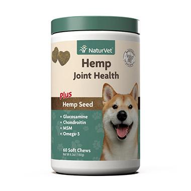 Hemp Joint Health Soft Chews For Dogs Scm03390 Pet Valu