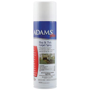 Flea & Tick Carpet Spray