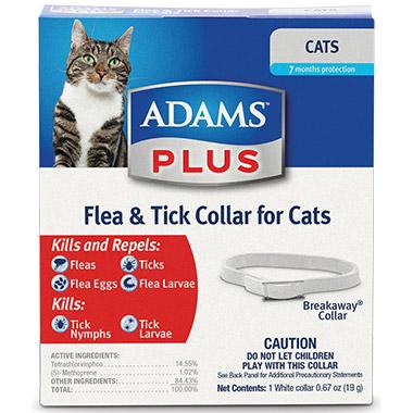 Flea & Tick Collar for Cats