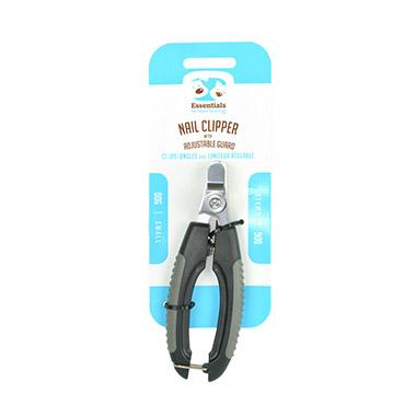 Nail Clipper with Adjustable Nail Guard