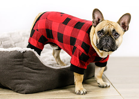 Bailey & Bella Plaid Pajamas