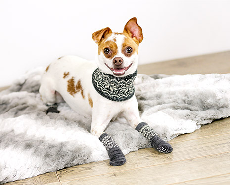 Bailey & Bella Nordic Scarf and Socks