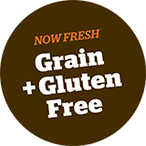 Now Fresh Grain and Gluten Free