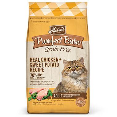Purrfect Bistro Grain Free Healthy Adult Chicken Recipe