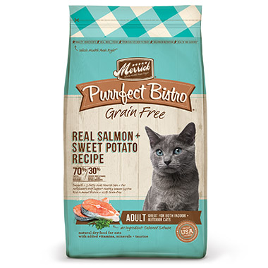 Purrfect Bistro Grain Free Healthy Adult Salmon Recipe