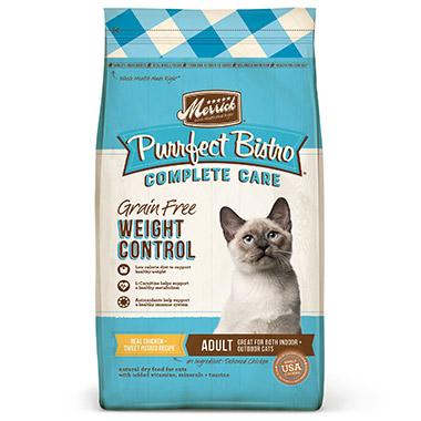 Purrfect Bistro Grain Free Healthy Weight Recipe