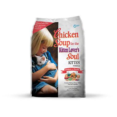 For the Kitten Lover's Soul Kitten Formula
