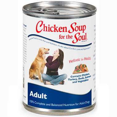 For the Dog Lover's Soul Adult Dog Formula