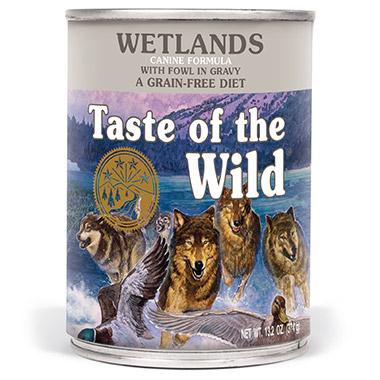 Wetlands Canine Formula