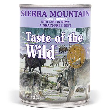 Sierra Mountain Canine Formula