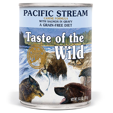 Pacific Stream Canine Formula