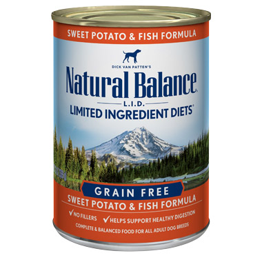 L.I.D. Limited Ingredient Diets Fish and Sweet Potato Formula