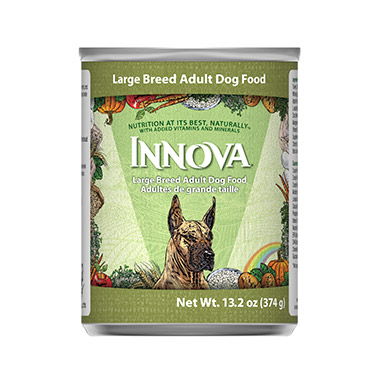 Large Breed Adult Canned Food