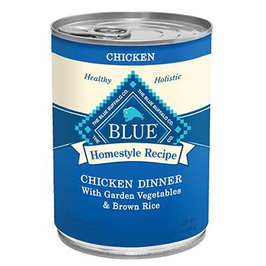 Homestyle Recipe Chicken Dinner with Garden Vegetables