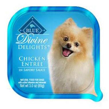Divine Delights Chicken Entree In Savory Sauce