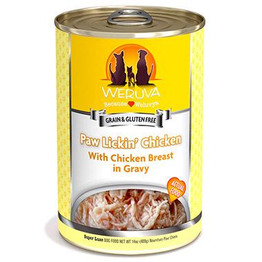 Paw Lickin' Chicken
