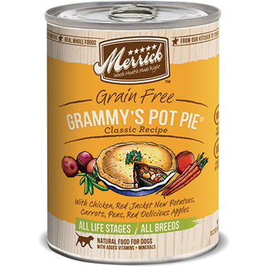 Classic Grain Free Grammy's Pot Pie