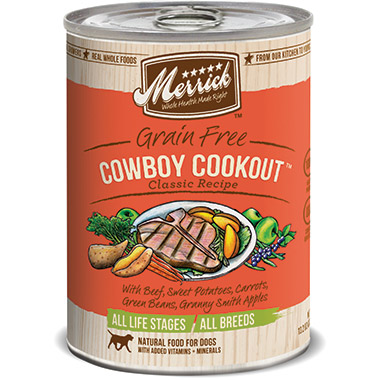 Classic Grain Free Cowboy Cookout