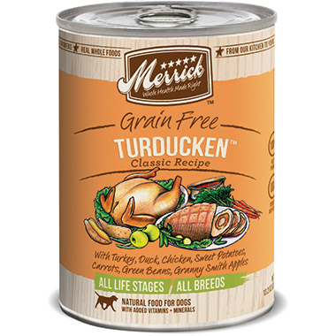 Classic Grain Free Turducken