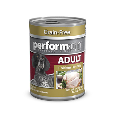 Adult Grain-Free Chicken Formula