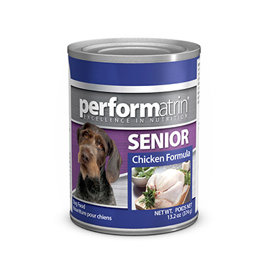 Senior Chicken Formula