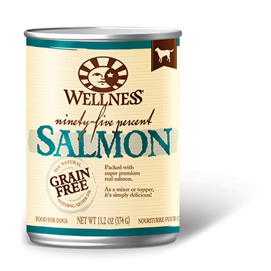 Ninety-five Percent Salmon