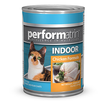Indoor Chicken Formula