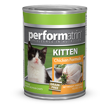 Kitten Grain Free Chicken Formula