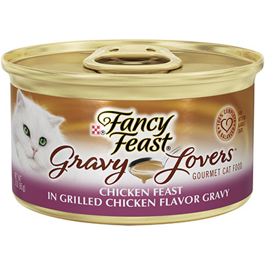 Gravy Lovers Chicken Feast in Grilled Chicken Flavor Gravy