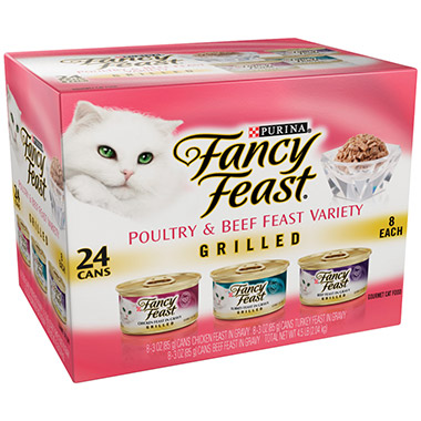 Grilled Variety Pack Gourmet Poultry & Beef Feast